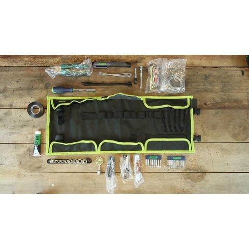 Tirax Tool bag STELVIO 46 pieces