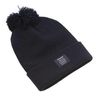 Dickies Edgeworth Bobble hat Black