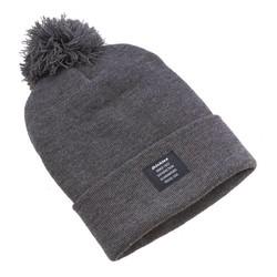 Edgeworth Bobble Mütze grau