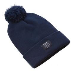 Edgeworth Bobble Mütze blau