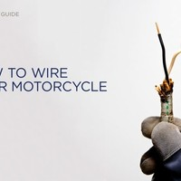 How to Wire a Motorcycle?