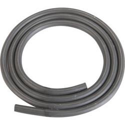 Silicone ontstekingskabel 7MM zwart 100CM