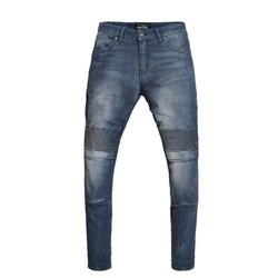 Frauen Rosie Navy Plain Pants