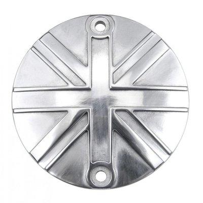 Motone Union Jack Clutch badge