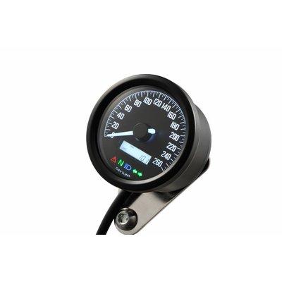 Daytona Velona 60 speedometer 260km/h