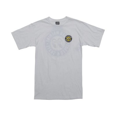 LMC Mooneyes Factory Team T-Shirt Weiß