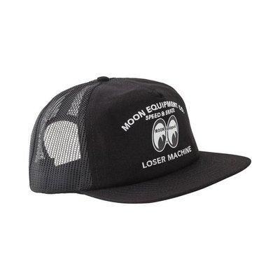 LMC Mooneyes Casquette à visière plate noir