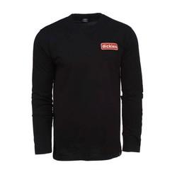 Melfa Long Sleeve T-shirt Black