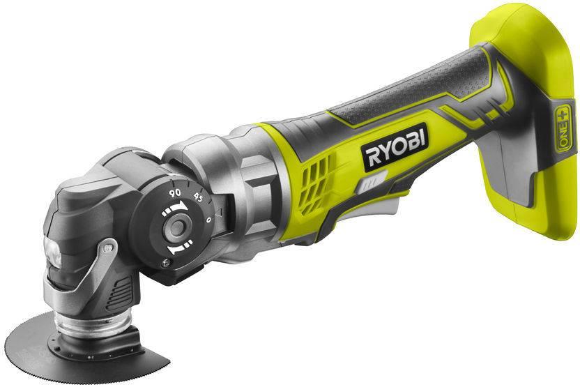 /& RAK05MT Multi-Tool Tiling Accessory Set Ryobi R18MT3-0 18V ONE+ Cordless Multi-Tool 5 Piece Body Only