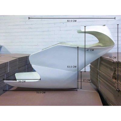 Fiberglass Fairing Type 1