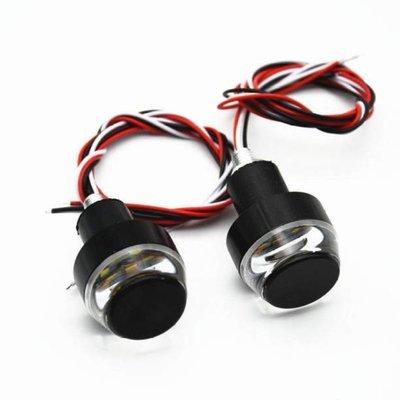 Basic Bar-end LED Indicator Schwarz
