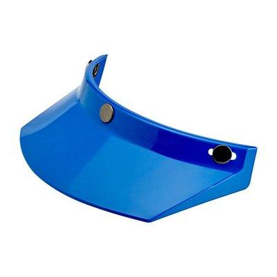 Biltwell Moto Visor Blue