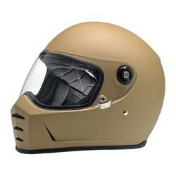 Lane Splitter Helmet Flat Coyote Tan ECE Approved