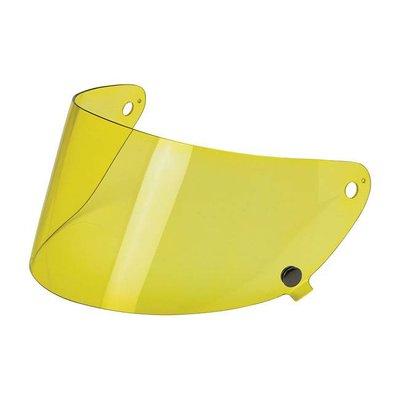 Biltwell Gringo S Anti-Fog Face shield Yellow