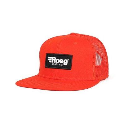 Roeg Blake Snapback Cap Orange