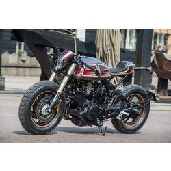 "SOLD ""Raphael"" the XV750 Cafe Racer"