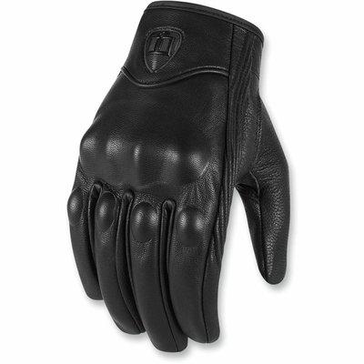 ICON Handschuhverfolgung Ce Black