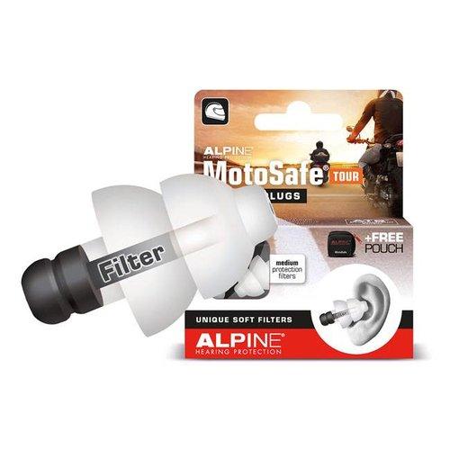 Alpine Motosafe Earplugs Tour