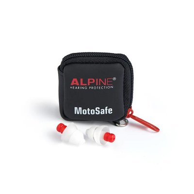 Alpine Motosafe Earplugs Race