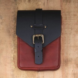 Tank Pouch Cherry red