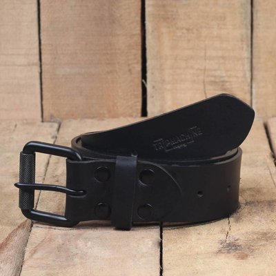 Trip Machine Belt - Black Single Pin