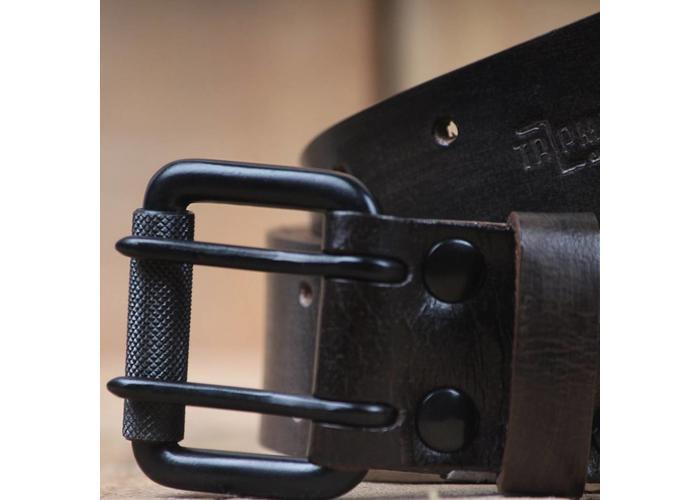 Trip Machine Belt - Tobacco Double Pin