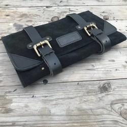 Werkzeugrolle - Schwarz + Schwarz