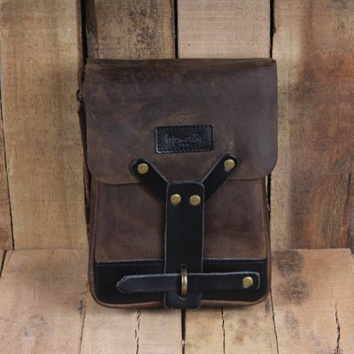 Trip Machine Oberschenkeltasche - Tobacco