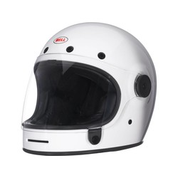Bullitt Classic Style Solid White