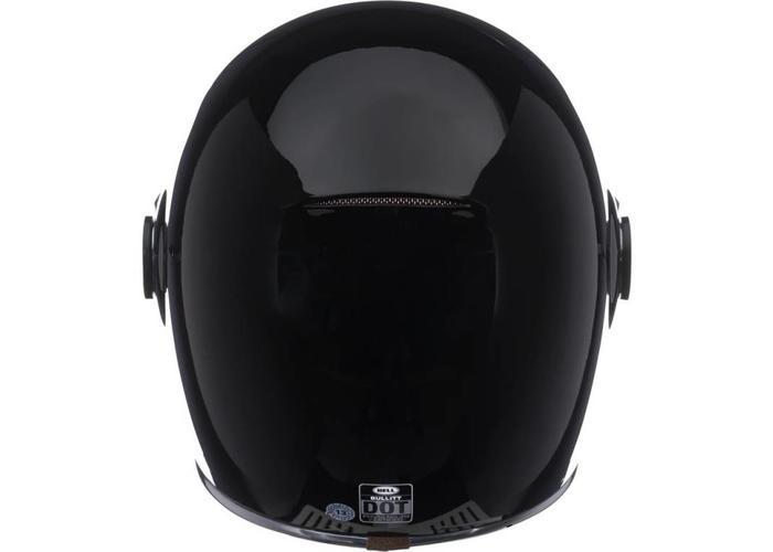 Bell Bell Bullitt Klassischer Stil Solid Black