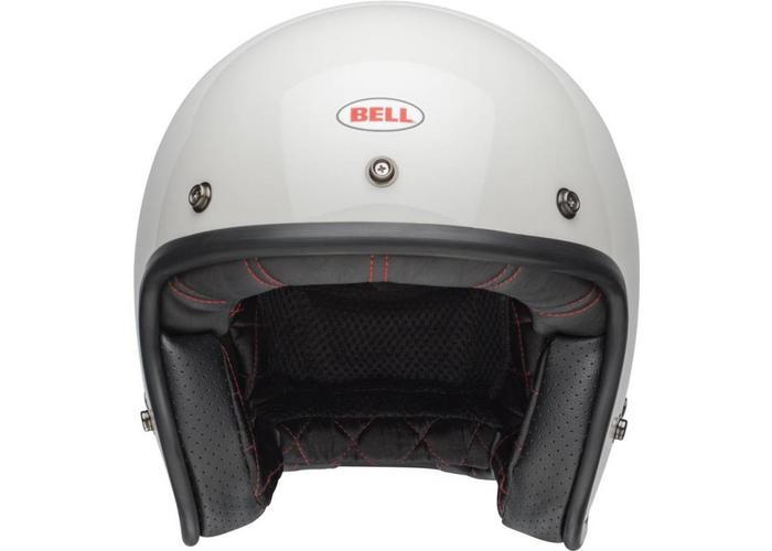 Bell Bell Custom 500 Solid Vintage Weiß