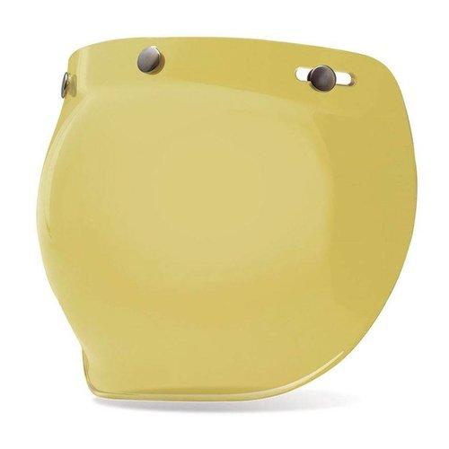 Bell Bubble Shield Yellow Custom 500
