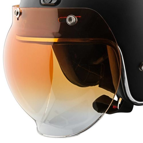 Bell Bubble Shield Gradient Amber Custom 500