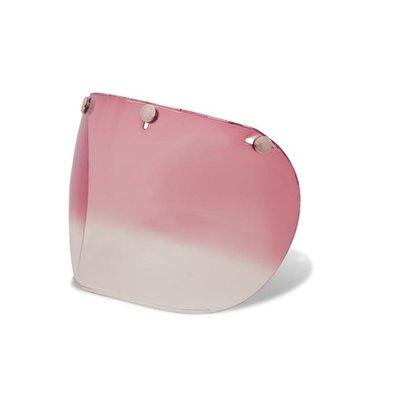 Bell Retro Shield Custom 500 Pink Gradiant