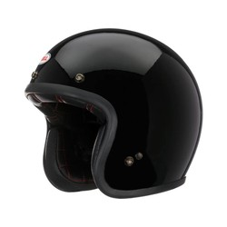 Custom 500 Helm Solid Black