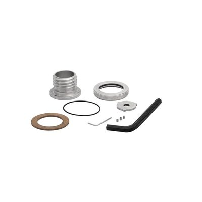 Motone Triumph / HD 2,5 Zoll Monza Adapter Kit
