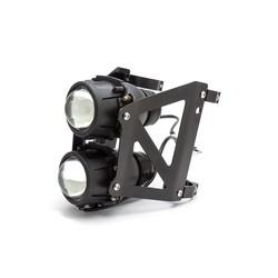 Doppelscheinwerfer Scheinwerfer Kit 55 mm Gabel