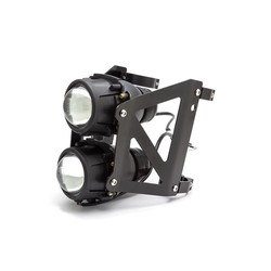 Twin Projector Koplamp Kit 55mm vork