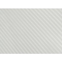 3D Bubble-vrije vinylfolie - Carbon-look