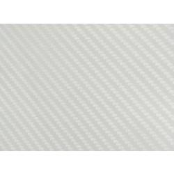 3D Luftblasenfreie Vinylfolie - Carbon-Look