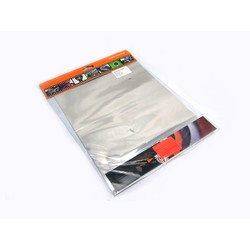 Universal Chrome Vinyl Wrap