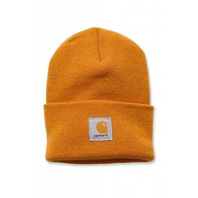 Carhartt Bonnet Watch orange