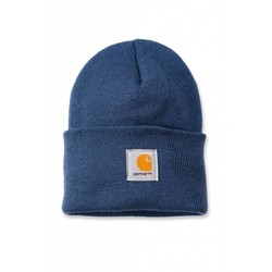 Acrylic Watch Beanie DARK BLUE