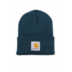 Acrylic Beanie NAVY HEATHER