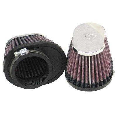 K&N Filtres performance (KIT) chromés type RC0982