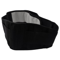 Kidney Belt Luxe Black (select your size)
