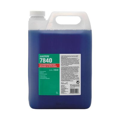 Loctite 7840, LARGE SURFACE CLEANER