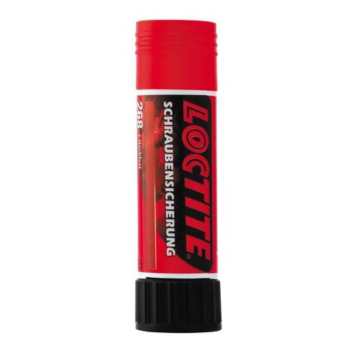 Loctite 268 RED, THREADLOCKER STICK 19GR