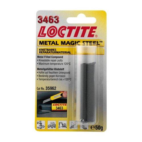 Loctite 3463, MAGIC STEEL 50GR ROHR