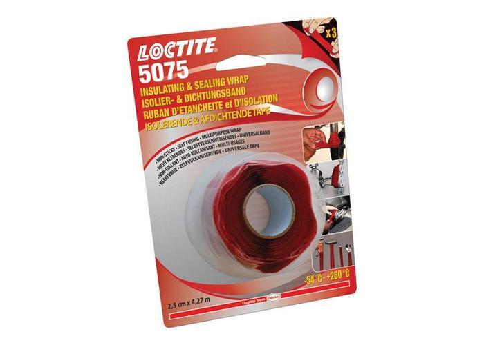 Loctite 5075 ROTES ISOLIERENDES UND DICHTENDES WICKELN